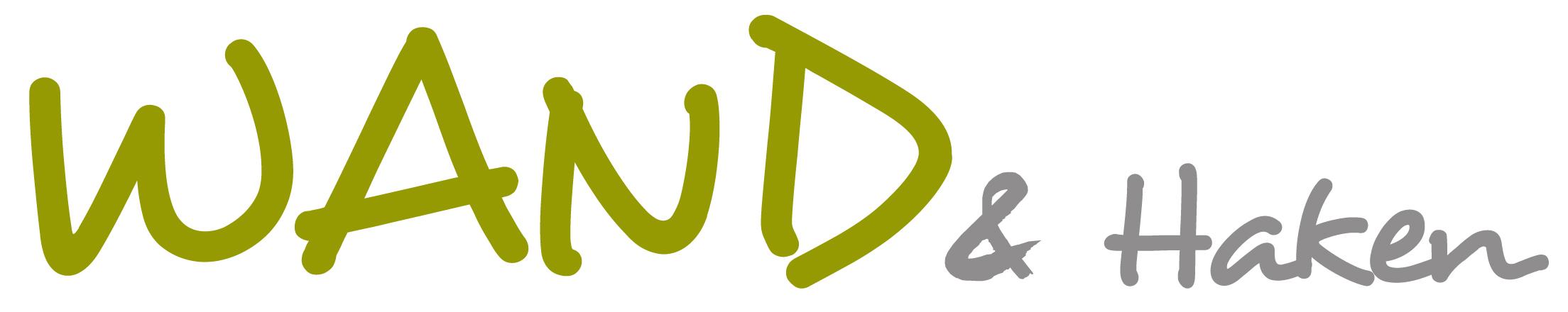 Wand und Haken-Logo